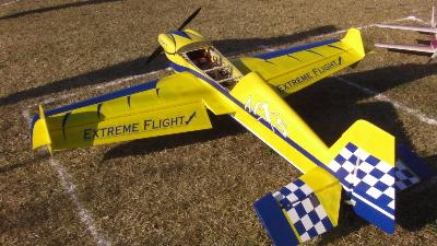Extreme Flight RC MXS 83